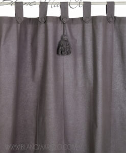Tenda 150×300 cm + loops Dark Grey
