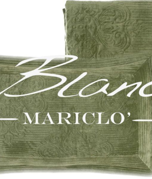 Boutis verde velluto Blanc Mariclo A2561799VE