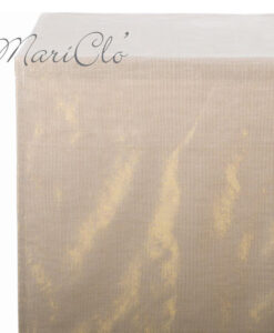 Runner gold Lurex Collection 45×140 cm
