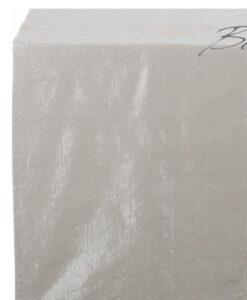 Runner silver Lurex Collection 45×140 cm