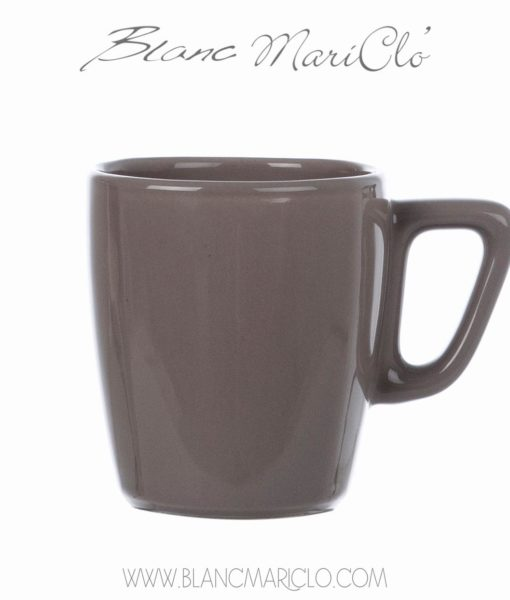 Mug Gridellino Collection Blanc Mariclo A20810