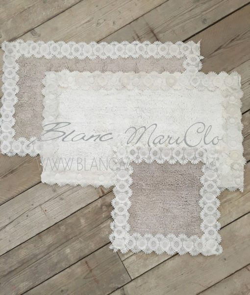 Tappeto Lace Collection Blanc Mariclò