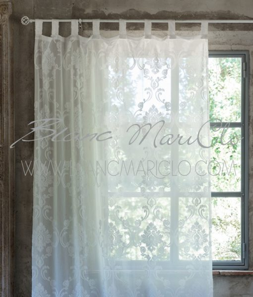 Tenda Charlotte Collection Blanc Mariclo