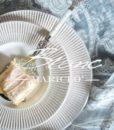 Servizio piatti 18 pezzi Blanc Mariclo Fidelio Collection