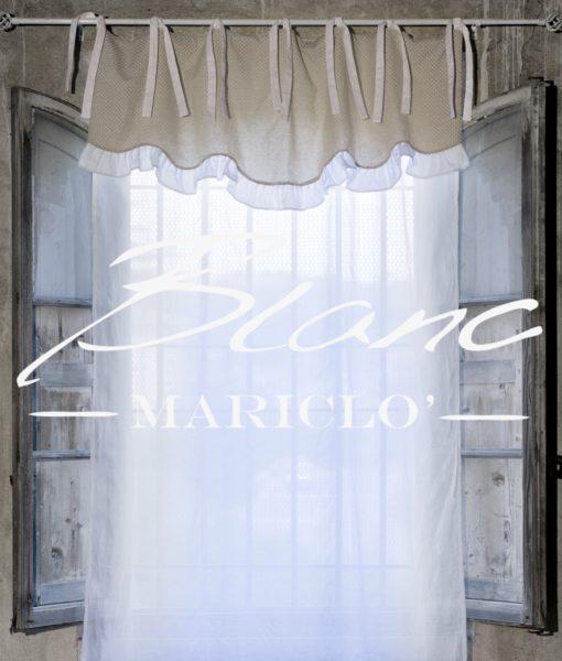 Tenda Giuliette Blanc Mariclo A18455