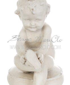 Decoro bimbo Blanc Mariclo Collection