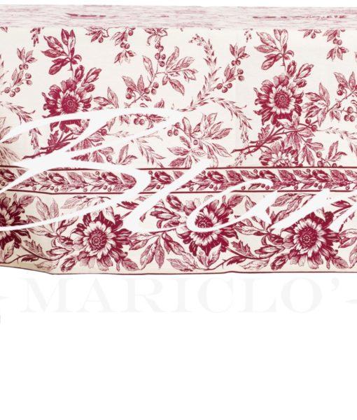 Tovaglia Felicity Flowers Blanc Mariclo A25629