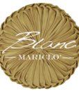 Cuscino senape velluto tondo Blanc Mariclo Armonico Collection