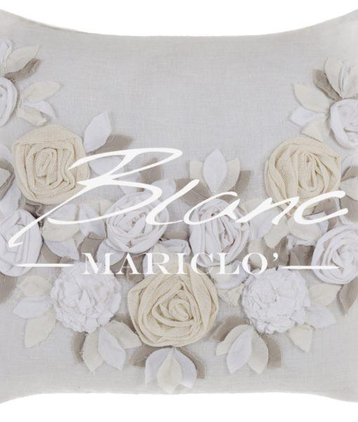 Cuscino Blanc Mariclo Fiori di Campo Collection A26150