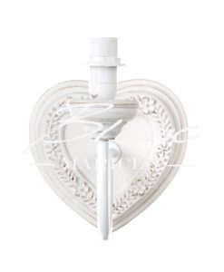 Applique Cuore Blanc Mariclo Collection
