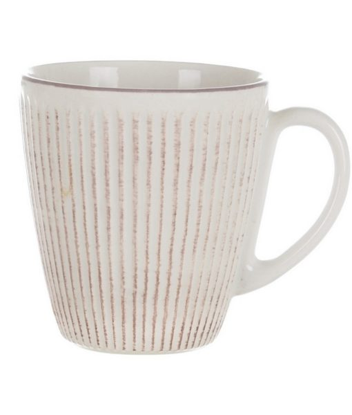 Mug Blanc Mariclo Fidelio Collection A24586