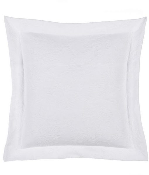 Copricuscino Blanc Mariclo Clemantis Collection Bianco 45×45 cm  A2441799BI
