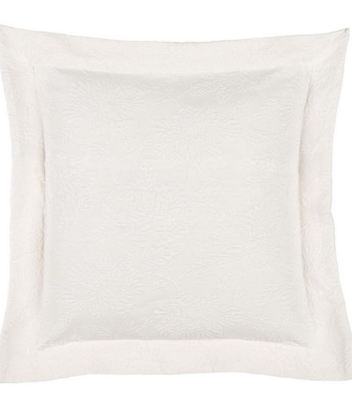 Copricuscino Blanc Mariclo Clemantis Collection Naturale 45×45 cm A2441799EC