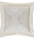 Cuscino Blanc Mariclo Floreal Damasco Collection Naturale 40x40 cm