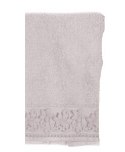 Coppia spugna Blanc Mariclo Blooming Collection 400 gsm Beige