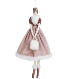 Decoro Damigella Velvet Ballerina Romantic Ballet Blanc Mariclo Rosa