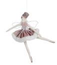 Decoro Velvet Ballerina Romantic Ballet Blanc Mariclo Rosa