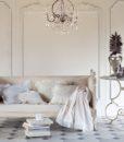 cuscino ricamato blanc mariclo