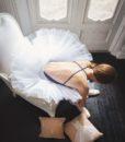 cuscino blanc mariclo ricamo tutù