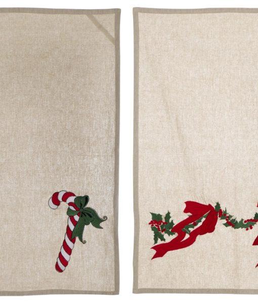 Canovaccio Christmas Blanc MaricloA28018