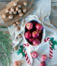 Canovaccio Christmas Blanc Mariclo