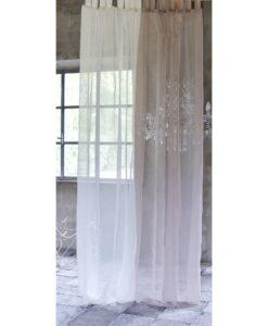 Tenda Blanc Mariclo Arianna 150x290 cm Bianca