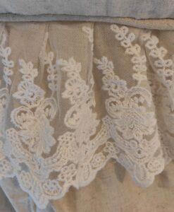 Copricuscino sedia Blanc Mariclo Ava Gardner Collection