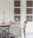 Tovaglia Blanc Mariclo Antique Gold