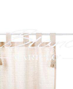 Tenda 150x300 cm Naturale Blanc Mariclo Infinity Collection