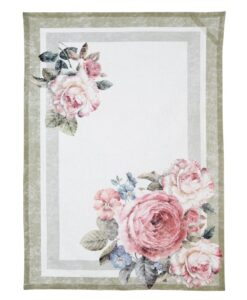 Canovaccio Blanc Mariclo Vintage Floral Collection