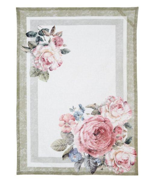 Canovaccio Blanc Mariclo Vintage Floral Collection A28732