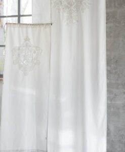 Tenda finestra Blanc Mariclo Alabaster Collection