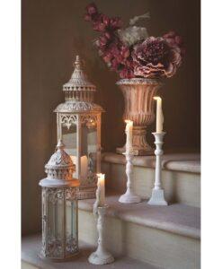Lanterne Blanc Mariclo