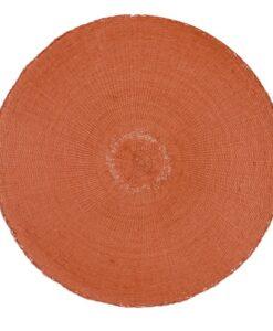 Tovaglietta tonda Blanc Mariclo diametro 38 cm