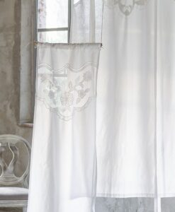 Tenda finestra Blanc Mariclo Arabesque