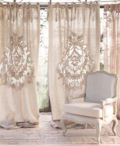 Tenda Blanc Mariclo Lisandra Collection 140 x 290 cm