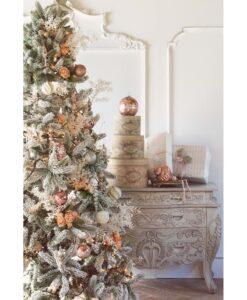 Set 3 Decorazioni schiaccianoci Blanc Mariclo Collection