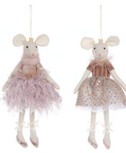 Decoro topolino Blanc Mariclo Damasco Collection