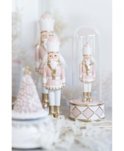 Decoro albero con carillon Blanc Mariclo Ballerina Collection h 15,5 cm