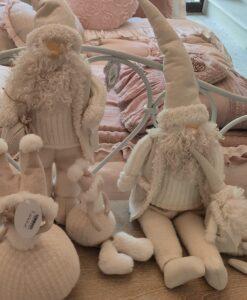 Decoro Santa Claus Blanc Mariclo Notte Silente Collection