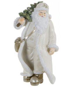 Decorazione Santa Claus Blanc Mariclo Notte Silente Collection H 19,3 cm