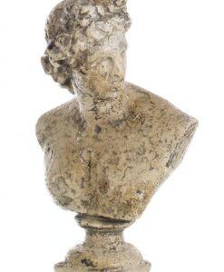 Busto uomo L'antiquario Collection Blanc Mariclò