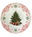 Piattino Blanc Mariclo Canto di Natale Collection