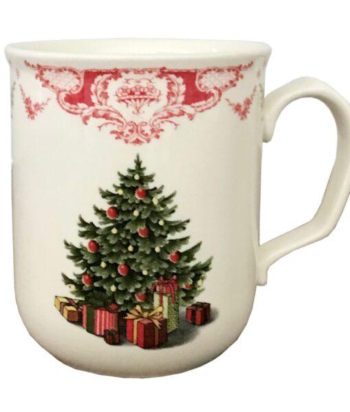 Mug Blanc Mariclo Canto di Natale Collection A29857