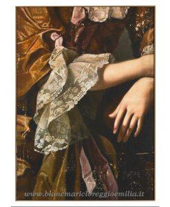 Quadro Dama Blanc Mariclo Collection