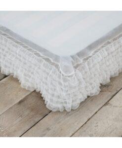 Vestiletto matrimoniale in tulle Blanc Mariclo Butter Collection