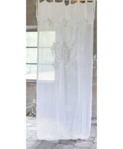 Set 2 Tenda Blanc Mariclo Lirica Collection 140x290 cm