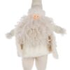 Decoro Santa Claus Blanc Mariclo Notte Silente Collection h 36 cm