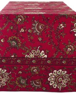 Runner Blanc Mariclo Paisley Collection 40x140 cm