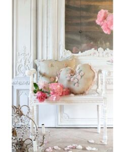Cuscino cuore Blanc Mariclo Madama Butterfly